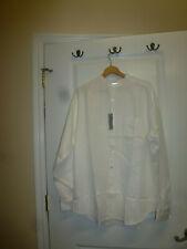 Martin Gorden Silk Blend Shirt NWT Size M  White