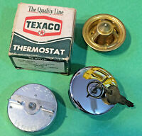 1967 American Motors Marlin Thermostat + Locking & Std. Gas Caps 67 AMC Marlin