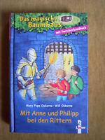 """""""Das magische Baumhaus - Mit Anne und Philipp bei den Rittern"""" von M. P. Osborne"""
