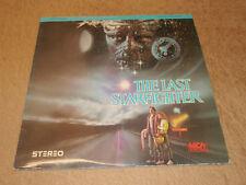 The Last Starfighter Laserdisc LD