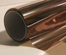 "Architectural Window Solar Bronze Film 35% Home Tint Residential  48"" x 100 Feet"