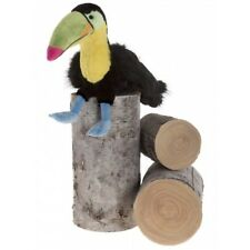 Toucan Charlie Bears Rio Plush New Bearhouse Collection Toy Teddy Bear