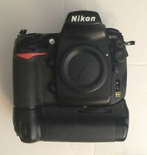 Nikon D700 Body Only + MD-10 Grip + Nikon service parts (Bundle) Shutter Ct 76K