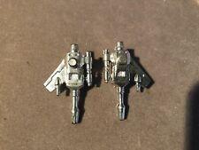 Transformers G1 Vintage Original Accessory Rumble & Frenzy Right & Left Gun Set