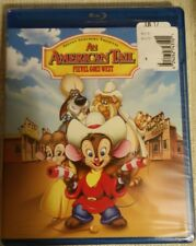 AN AMERICAN TAIL - FIEVEL GOES WEST (BLU RAY) New
