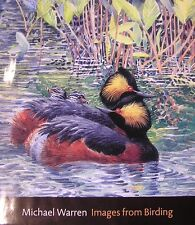WARREN BOOK IMAGES FROM BIRDING WILDLIFE ART SERIES jumbo hardback BARGAIN new