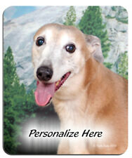 Greyhound  ( 8 )     Personalized Mouse Pad