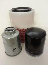 Mitsubishi L200  2.5TD 2.5D Oil Air Fuel Filter Diesel Service kit 1994-2006
