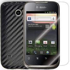 ArmorSuit MilitaryShield T-Mobile Prism Screen + Black Carbon Fiber Skin!