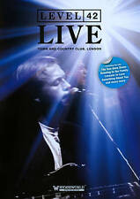 Level 42: Live - Town and Country Club, London -DVD 2013 New