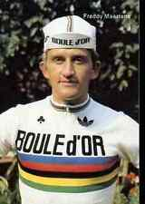 FREDDY MAERTENS Cyclisme 70s ciclismo Cycling World champion du monde BOULE D'OR
