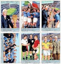 Chromo Liebig Sang. 1814 ITA Campionati Mondiali di Calcio ANNO 1966