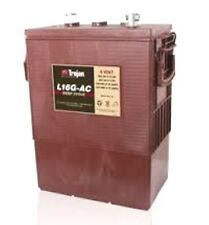 BATTERY TROJAN L16G-AC 6V 390AH DEEP CYCLE FLOODED CELL  8 EACH