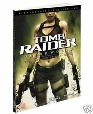 TOMB RAIDER UNDERWORLD OFFICIAL STRATEGY GUIDE