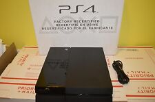 Sony PlayStation 4 PS4 CUH-1001A 500GB Jet Black Gaming Console (Console Only)