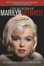 The Murder of Marilyn Monroe : Case Closed by Richard Buskin and Jay Margolis...