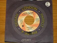 """PROMO 70s ROCK 45 RPM - BEANO - LONDON 20085 - """"CANDY BABY"""" + """"ROCK AND ROLL"""""""