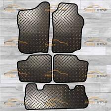 NISSAN PATROL1998-2007 FULLY TAILORED 3MM RUBBER HEAVY DUTY FLOOR MATS