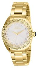 Invicta Women's Wildflower 28830 35mm Silver Dial Stainless Steel Watch