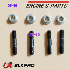 Studs Bolts Nuts turbo turbocharger MOUNTING install For Dodge 6.7 cummins 07-19
