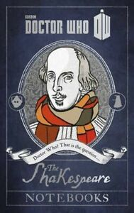 Doctor Who: The Shakespeare Notebooks (Hardcover, 2014)