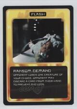 1996 Doctor Who - Collectible Card Game Base #NoN Ransom Demand Gaming 2e7
