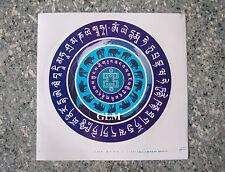 Feng Shui = 2017 Anti Burglary & Violence Window Sticker (2 pieces)