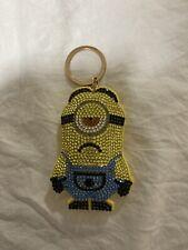 Keychain Minion Kirakira Charm Accessory Figure Doll Bag