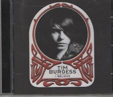 TIM BURGESS I believe  CD ALBUM  NEW - NOT SEALED