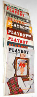 Vintage Playboy Back Issues 1956 (Good to Near Mint) (Select-Multi Listing)