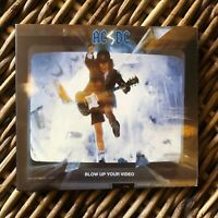 AC DC digipack CD BLOW UP YOUR VIDEO remastered + superb booklet
