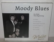 CD MOODY BLUES - GO NOW - THE BEGINNING - NUOVO - NEW