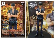 ONE PIECE FILM GOLD THE GRANDLINE MEN DX FIGURE VOL.3 RORONOA.ZORO BANPRESTO JAP