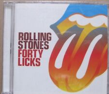 Rolling Stones (The)  Forty Licks (2002)  2 CDs BRAND NEW & SEALED   L@@K NOW