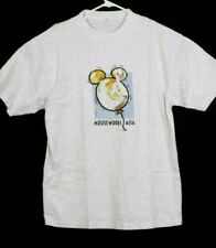 Vintage 1990's Disney Mouse Works Asia T-Shirt Size Xl Made in Usa