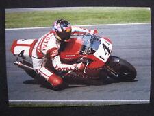 Photo Total Wanty Mertens Racing Ducati 888 1992 #4 S. Mertens (BEL) WSB Assen
