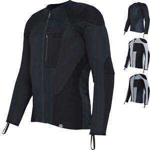 JET Motorcycle Motorbike Jacket Summer Textile Air Mesh Armoured Men HARLEY S, Grey