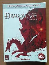 Dragon age origins guida strategica ufficiale