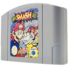 Super Smash Bros Nintendo 64 N64 Spiel AKZ Zustand