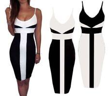 V-Neck Women's All Seasons Strappy Dresses