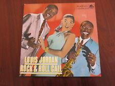 LOUIS JORDAN Rock & Roll Call Bear Family lp