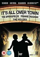 It'S All Over Town  DVD (2010) Lance Percival New