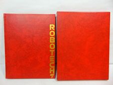 Robotech Art 2: Illustrations & Original Art Hard Cover Signed Limited 828/1200