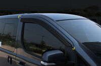 SAFE Smoke Wind Deflectors 2p compatible with 2019 Hyundai i800
