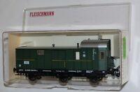 Fleischmann 5095 Gepäckwagen DRG II Pw3 Spur H0 TOP Zustand OVP