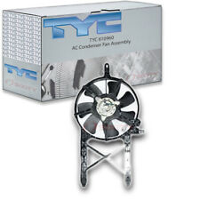 TYC 610960 AC Condenser Fan Assembly for Datsun Nissan 92120-EA200 wd