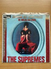 "7"" vinyl - The Supremes - Nothing But Heartaches (1965)"