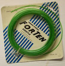 For Ten 15L Gauge Black Tennis String Gristle Exceptional Power Pinpoint Control