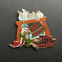 DLR - The Hunchback of Notre Dame - 10th Anniversary Disney Pin 47365