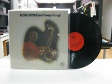 DON BYAS LP HOLLAND ANTHROPOLOGY